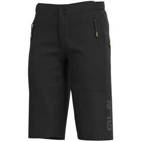 Alé Cycling Off-Road MTB Rock Shorts Men black/charcoal grey